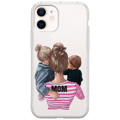 Mom Of Boy And Girl Kryt iPhone 12/12 Pro