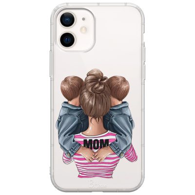 Mom Of Boy Twins Kryt iPhone 12/12 Pro