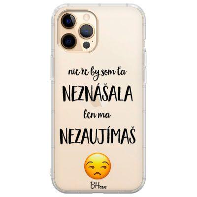 Nie Že By Som Ťa Neznášala Kryt iPhone 12 Pro Max