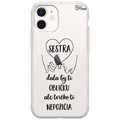 Sestra Kryt iPhone 12 Mini