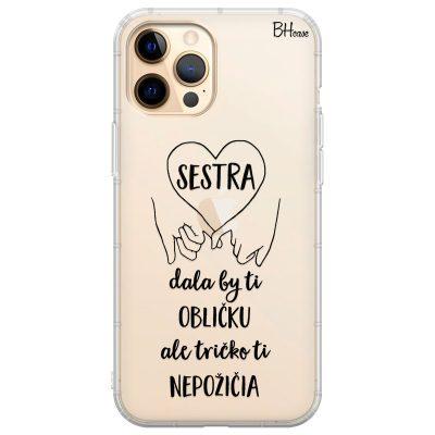 Sestra Kryt iPhone 12 Pro Max